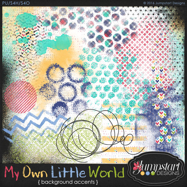 my own little world