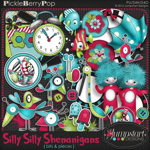 JSD_SillyShen_Bits&Pieces